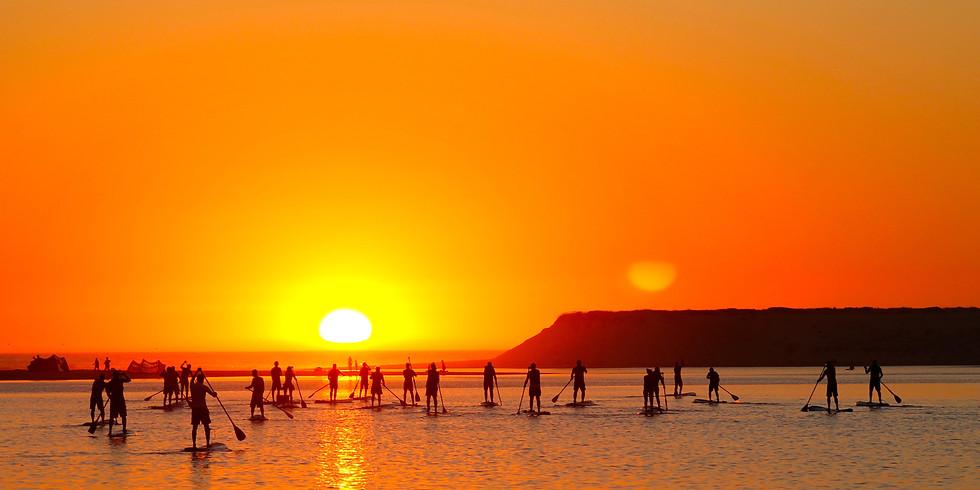 Sunset Tour - Kayak ou Stand Up Paddle