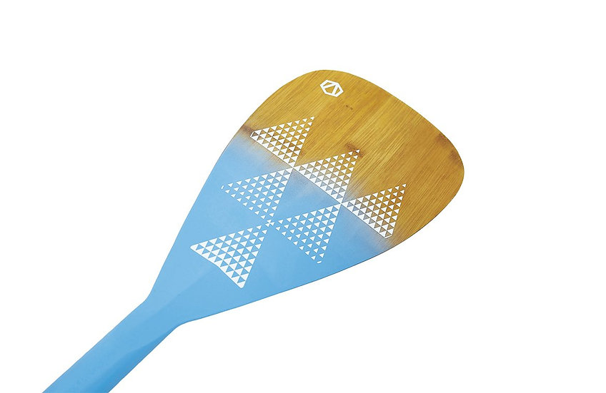 Aztron PHASE - BAMBOO CARBON 2 SECTION PADDLE