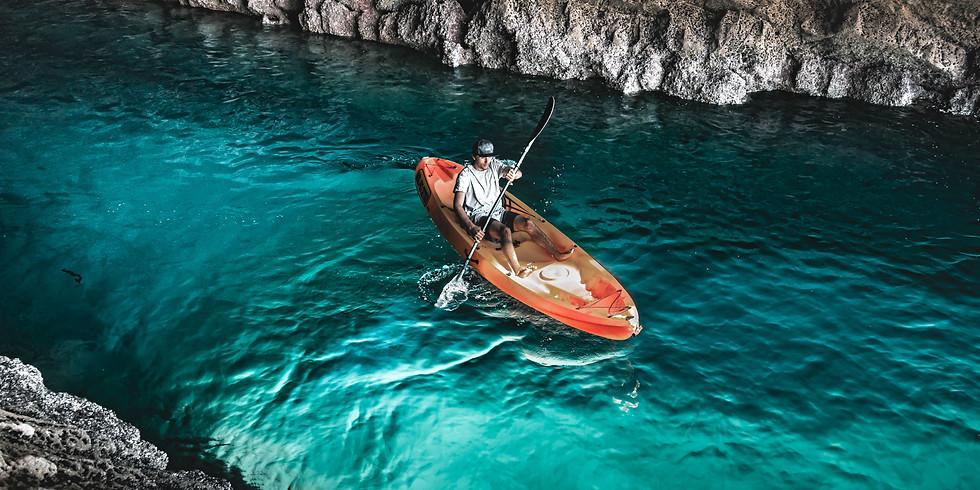 Kayak Tour Sesimbra (4h)