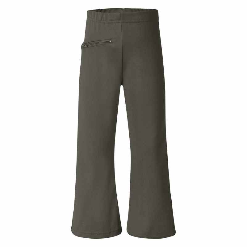 fleecy grey winter pant