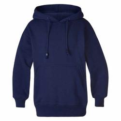 LWR Milton fleecy hooded jumper