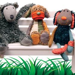 children's plush toys
