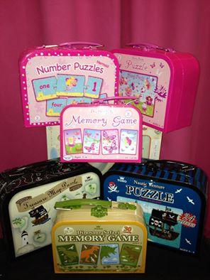 girls & boys puzzle s