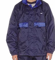 Team Unisex school raincoat