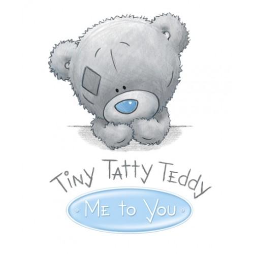 Tiny Tatty Teddy gift range