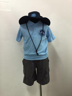 Boys shorts & Polo
