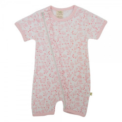 Tiny Twig baby girls frill romper
