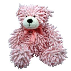 girls noodle bear plush toy