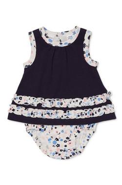 baby girls romper dress