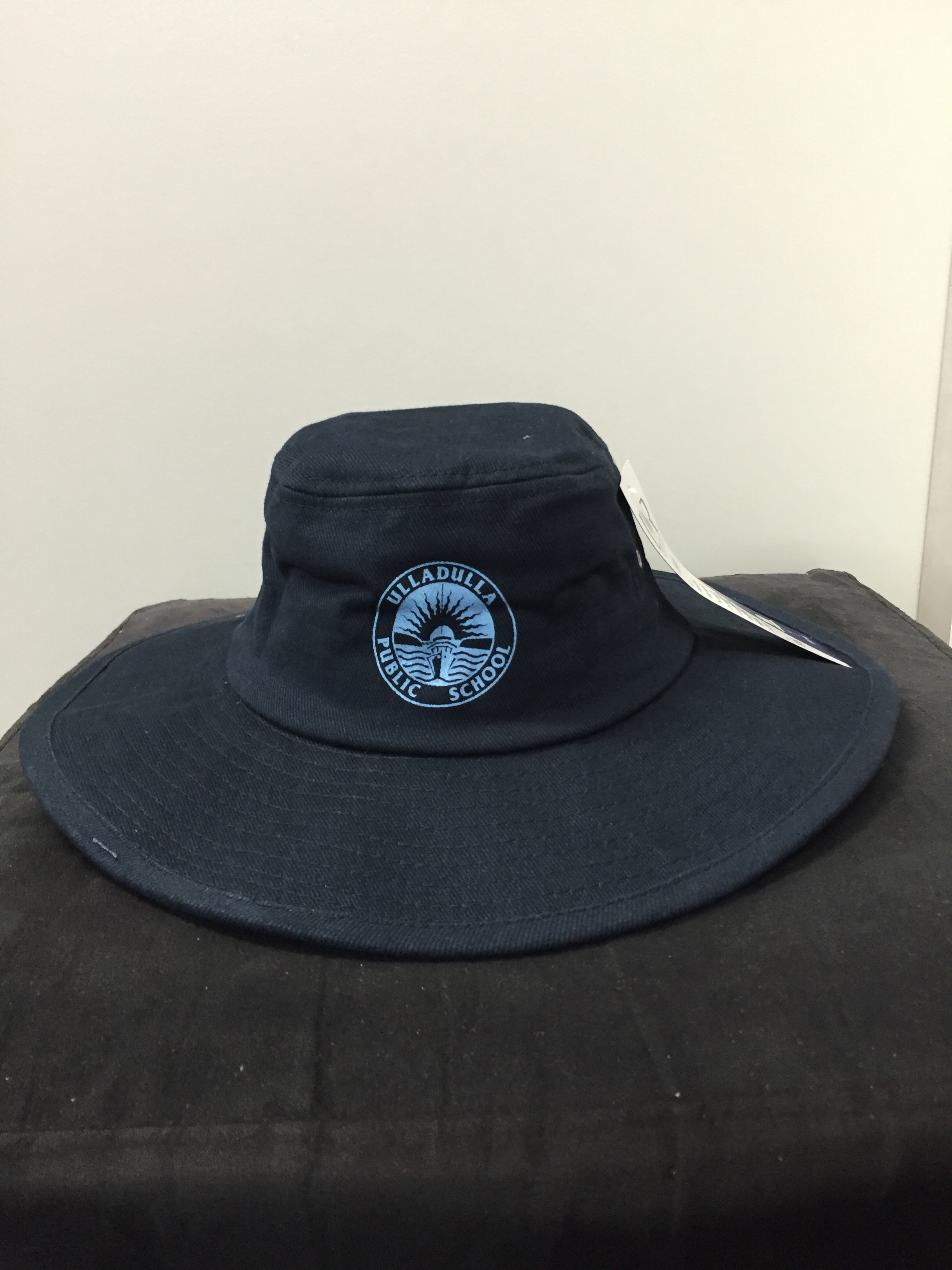 LWR navy cotton hat