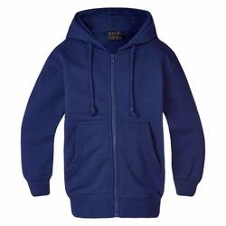 LWR  Milton royal blue fleecy jacket