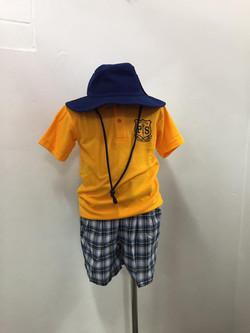 Milton Public School uniform
