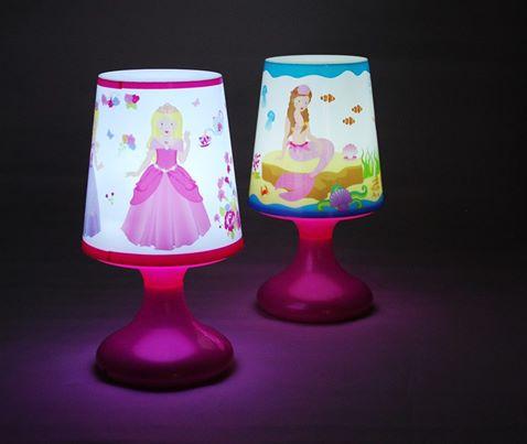 children's bedside lamps