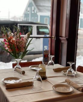 Romantic tables