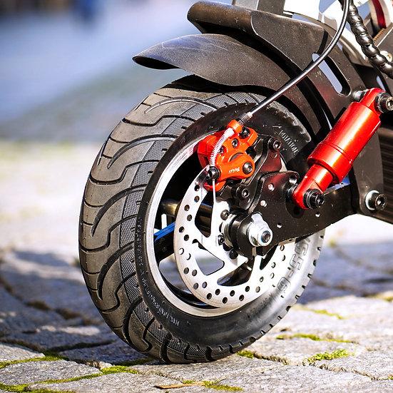 """10"""" cestovní pneu"""