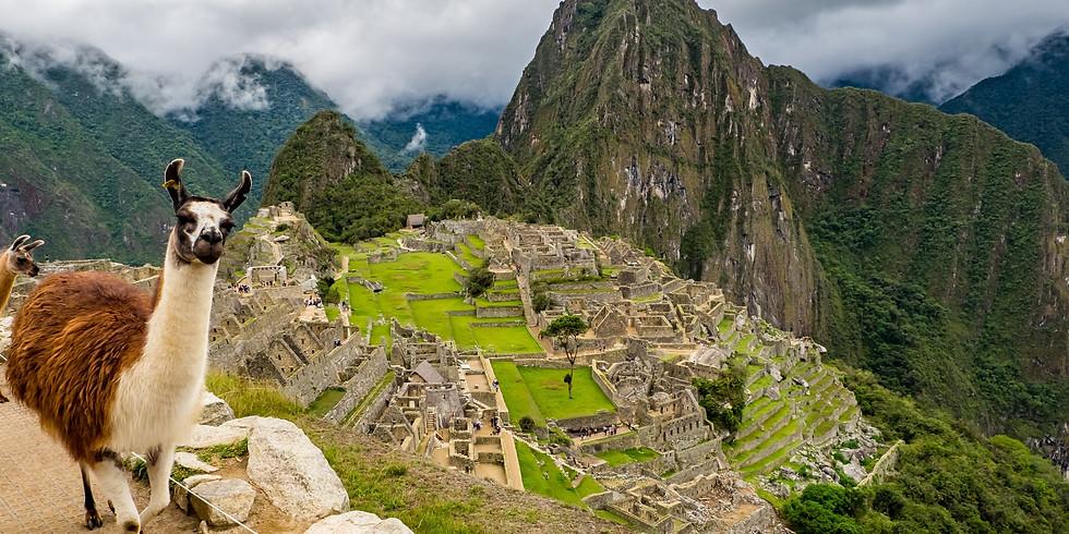 Presentation: Machu Picchu & the Galapagos Islands