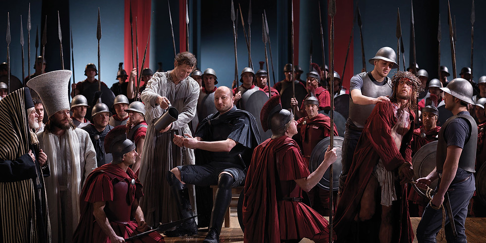 Presentation: The Passion Play in Oberammergau