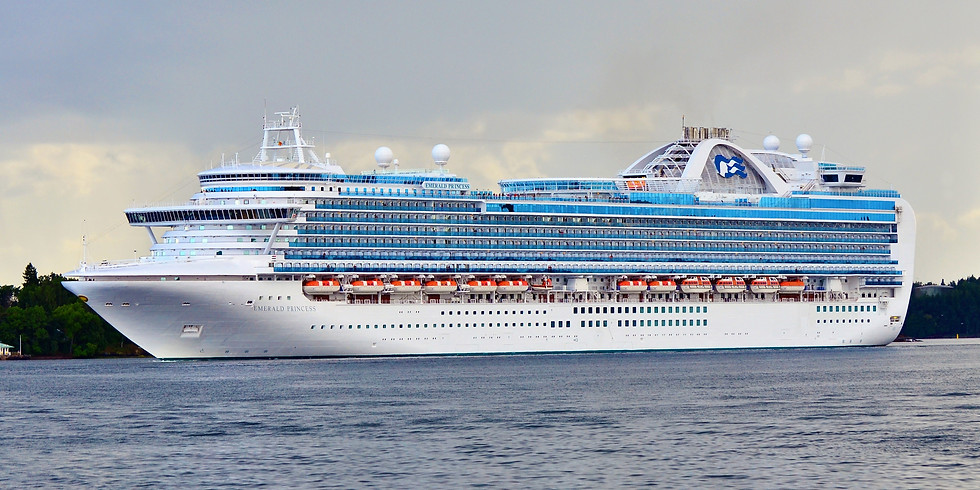 2019 Princess Cruise Preview Event