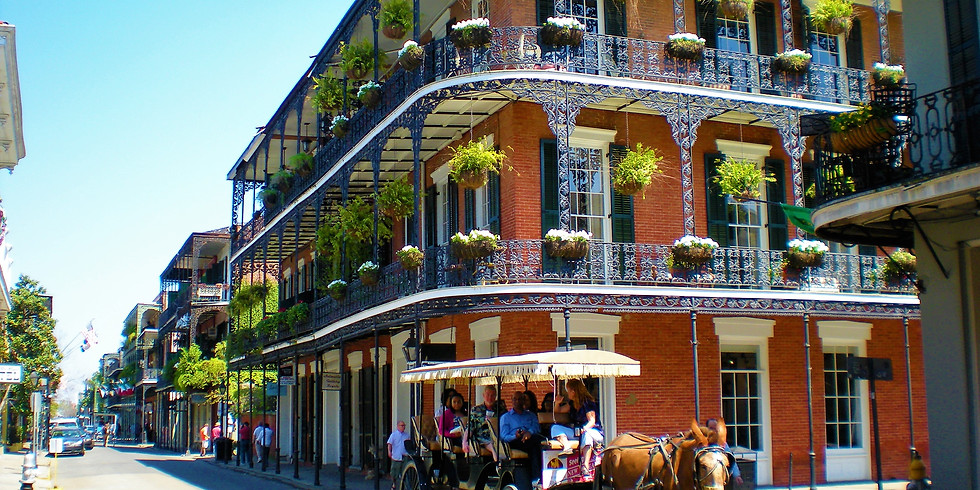 Presentation: Memphis to New Orleans Riverboat Cruise