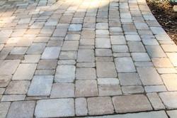 Belgard 3 Piece Pavers Pathway