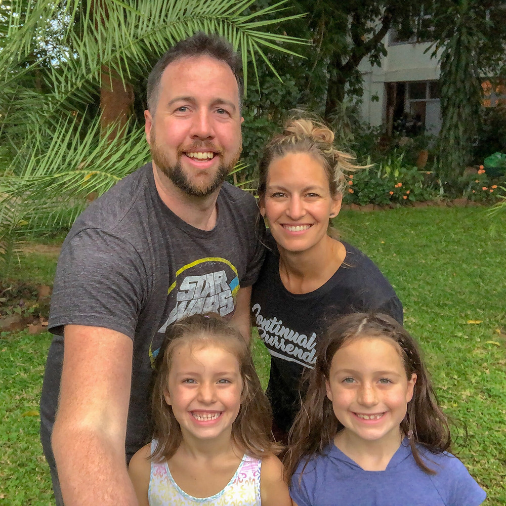 intentional family vacation