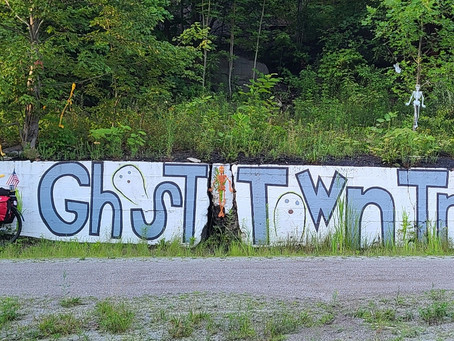 The Ghost Town Trail
