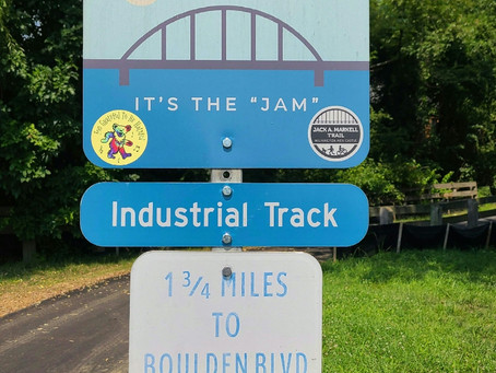 No road back on industrial track