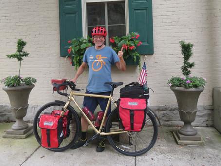 biking with baechle