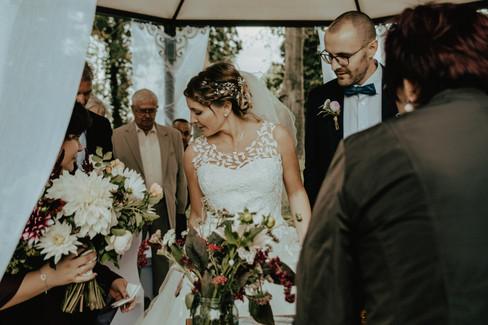 Hochzeitszeromonie