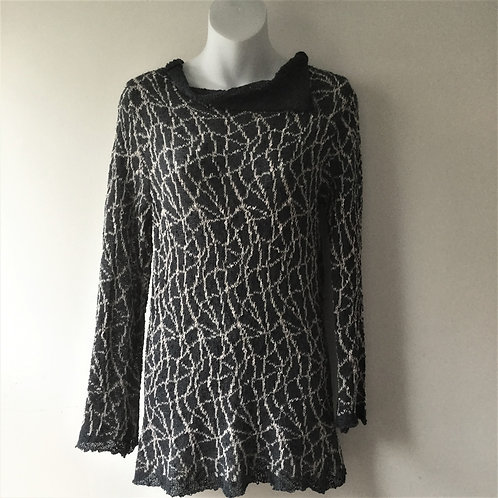SAMPLE SALE- Patterned Top