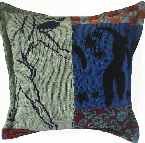 Mostly Matisse ArtKnit Cushions -Stars