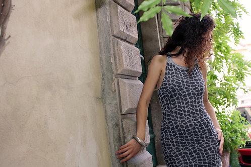 SAMPLE SALE-One-Off Cross Strap Dress