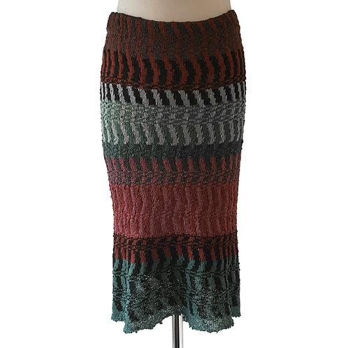 ZigZag Mid Skirt