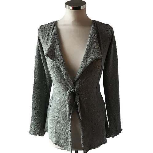 Short Jacket  with ties