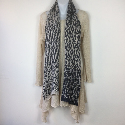 Knitted Sample Scarf