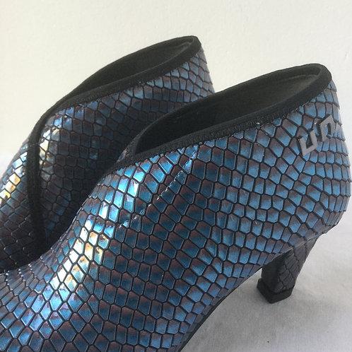 United Nude Mid Fold Shoes - Azure