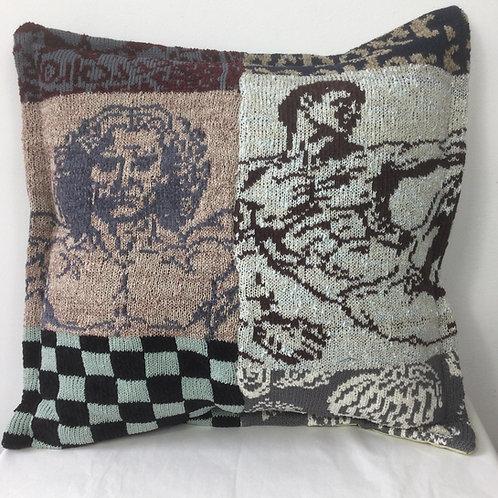Artknit Classic Cushion - Renaissance