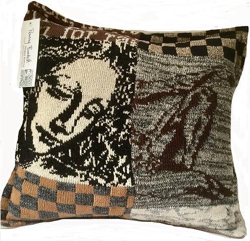 ArtKnit Classic Cushion - Angel