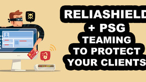 PSG and Reliashield Partner for Identity Theft Protection during eApp and ePolicy.