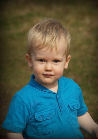 Child Natural Portrait