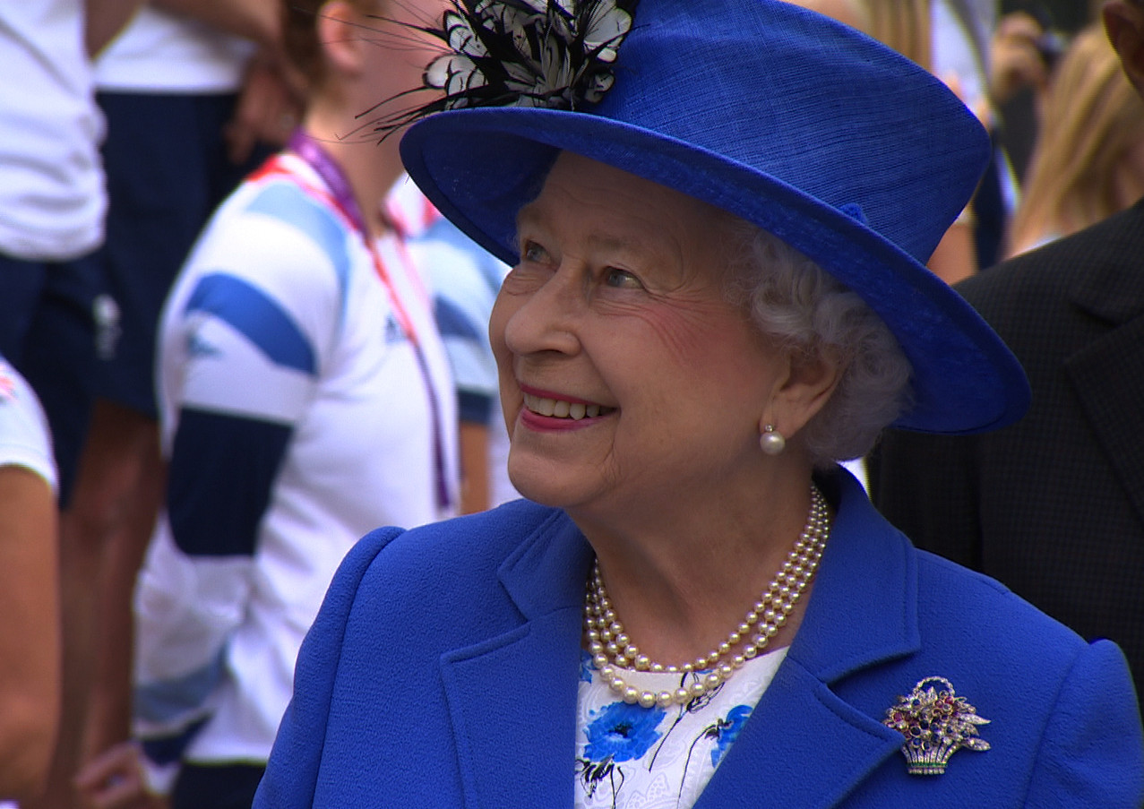 Her Majesty The Queen