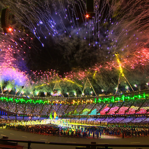 London Olympics 2012 Closing Ceremony