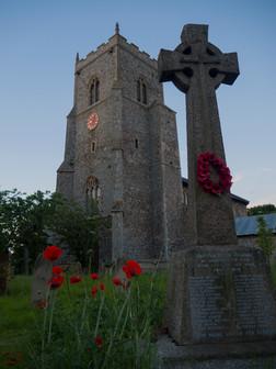 St Mary the Virgin Church, Brancaster, Norfolk