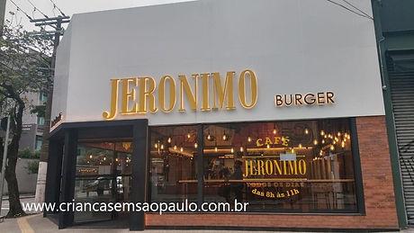 Jeronimo Burger
