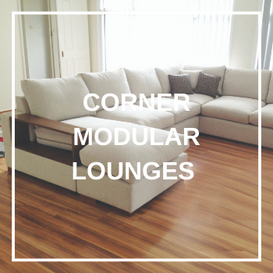 Corner Modular Lounges