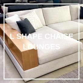 L Shape Chaice Lounges
