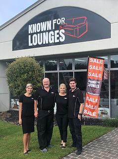 Known For Lounges shopfront The Kohnertz