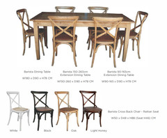 BARISTA RANGE - living room furniture