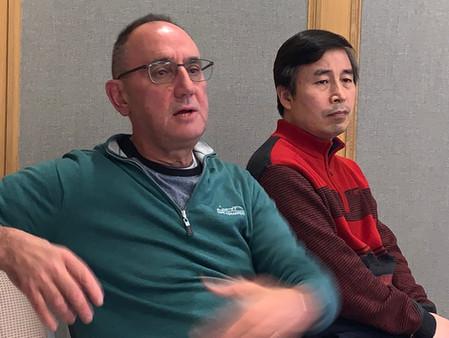 Associate Professor Anthony Joseph - Australia & Professor Young Chul Chung - Korea