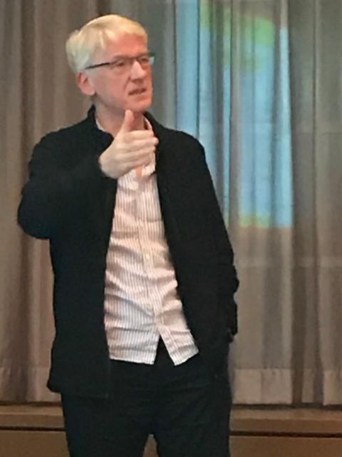 Professor Max Birchwood - UK